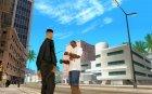 Разговор мод for GTA San Andreas rear-left view