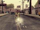 Стильный пиджак for GTA San Andreas top view