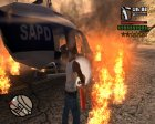 Реалистичные эффекты for GTA San Andreas inside view
