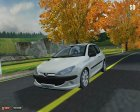 Peugeot 206 2007 for Mafia: The City of Lost Heaven left view