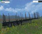 MAN TGS for Farming Simulator 2015 top view