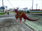 Kirin Dragon (TERA Online) for GTA San Andreas left view