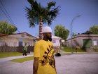 Random Black Dude для GTA San Andreas вид слева