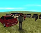 ГТА Криминальная Россия(Дополнение) for GTA San Andreas left view