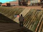 Спрятанные вещи для GTA San Andreas вид сверху