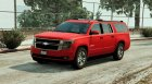 2015 Chevrolet Suburban for GTA 5 left view
