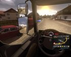 House & Truck Testing Area v3.0 for Euro Truck Simulator 2 right view