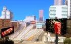 San Andreas Billboards v1.3 для GTA San Andreas вид сбоку