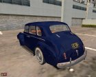 Chevrolet Special DeLuxe Town Sedan 1940 for Mafia: The City of Lost Heaven rear-left view
