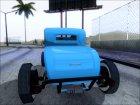 Smith 34 Hot Rod (Mafia 2) для GTA San Andreas вид изнутри