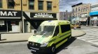 Mercedes-Benz Sprinter PK731 Ambulance