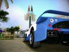 Maserati MC12 для GTA Vice City вид изнутри