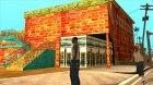 Motel Jefferson в ярких и тёплых тонах для GTA San Andreas