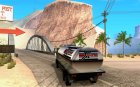 DFT-30 c Цистерной for GTA San Andreas rear-left view