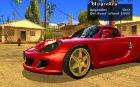 Колёса из игры Juiced 2.Pack#1 для GTA San Andreas вид изнутри