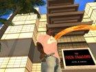 Пак наркоманского оружия by Babayka для GTA San Andreas вид слева
