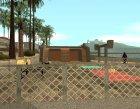 New Santa Maria beach for GTA San Andreas top view