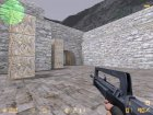 Ultimate HD FAMAS for Counter-Strike 1.6 rear-left view