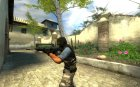 HD famas для Counter-Strike Source вид изнутри