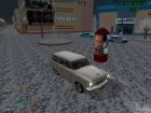Зима версия 3 for GTA San Andreas