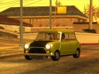 Mini Cooper 1300 Mr Bean for GTA San Andreas right view