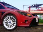 Ford Focus RS для GTA San Andreas вид изнутри