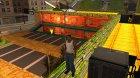 Motel Jefferson в ярких и тёплых тонах для GTA San Andreas вид справа