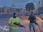 Gang and Turf Mod 1.3.9 для GTA 5 вид сверху