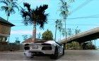 Lamborghini Aventador LP700-4 Final for GTA San Andreas top view