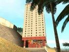 Русский торговый центр для GTA San Andreas вид сверху