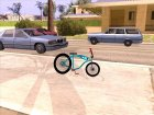Pistera for GTA San Andreas rear-left view
