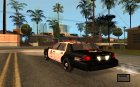Ford Crown Victoria Police Interceptor (CVPI) LAPD for GTA San Andreas left view