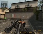 m76 для Counter-Strike Source вид сбоку