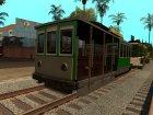Пак реальных поездов V.1 от VONE для GTA San Andreas вид сверху