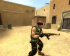 New Old Guerilla for Counter-Strike Source left view