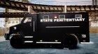 International 4000-Series SWAT Van for GTA 4 inside view