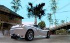 Ascari KZ1 для GTA San Andreas вид сверху