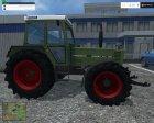 Fendt Farmer 310 LSA v2.0 для Farming Simulator 2015 вид сверху