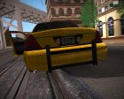 Ford Crown Victoria Taxi из Resident Evil: ORC для GTA San Andreas вид сверху