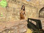 Sexy Chick in Bikini for Counter-Strike 1.6 inside view