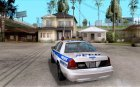 Ford Crown Victoria 2003 Police for GTA San Andreas rear-left view
