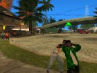 Пак оружия из разных игр for GTA San Andreas left view