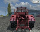 Кировец K-701 Dunkelrot for Farming Simulator 2013 side view
