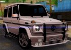 Mercedes-Benz AMG Body 2013 G65