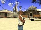 GTA V Online Hair Style v3 для GTA San Andreas вид сзади