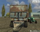 ПТС 12 v2.0 для Farming Simulator 2013 вид слева