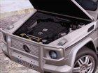 Mercedes-Benz G500 v2.0 доработка for GTA San Andreas