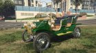 Ford T 1910 Passenger Open Touring Car для GTA 5 вид сверху