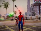 Spiderman Civil War для GTA San Andreas вид сбоку