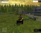 Canam 1000XT for Farming Simulator 2015 rear-left view